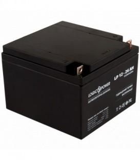 Аккумулятор LogicPower AGM LP 12 - 26 AH