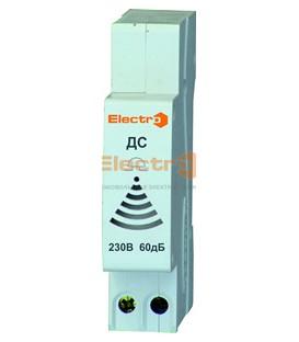 Звонок ДС на DIN-рейку Electro