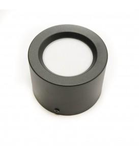 Светильник накладной Horoz 5W 4200K черный