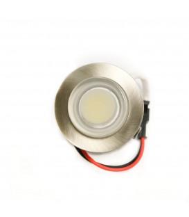 Светильник светодиодный врезной Horoz 3W 4200K