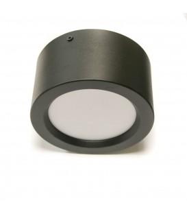 Светильник накладной Horoz 10W 4200K черный