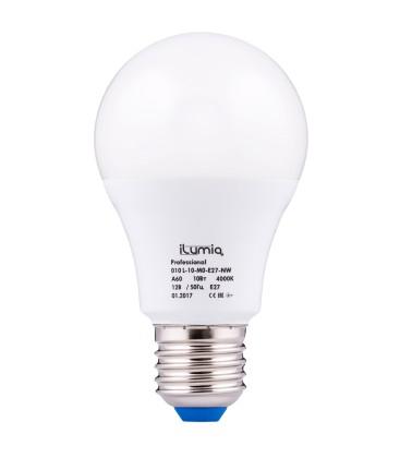 Лампа светодиодная ilumia 10Вт, 12В, 4000К