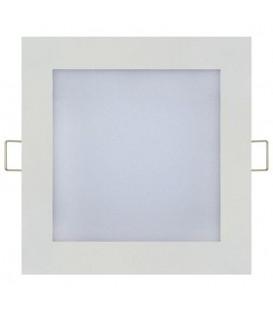 Cветодиодный светильник встаиваемый квадрат Horoz 12W