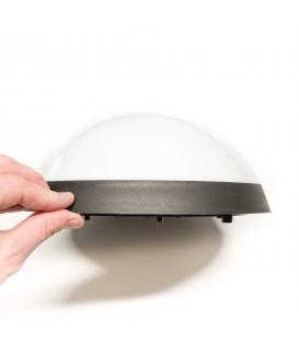 Светодиодный светильник Horoz 12W 6400K с датчиком движения IP65