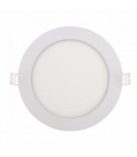 Более Светодиодный светильник Horoz Slim-12 12W врезной круг