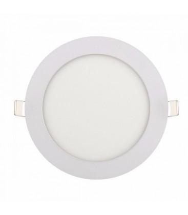 Cветодиодный светильник встраиваемый круг Horoz 12W