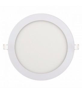 Более Светодиодный светильник Horoz Slim-18 18W врезной круг