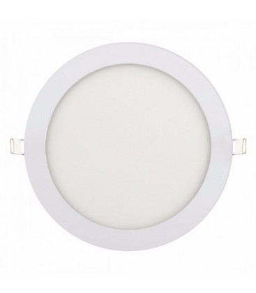 Cветодиодный светильник встраиваемый круг Horoz 18W