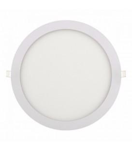 Более Светодиодный светильник Horoz Slim-24 24W врезной круг