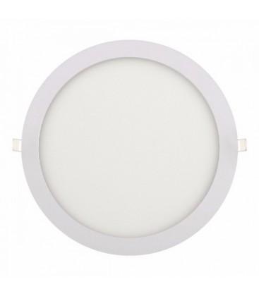 Cветодиодный светильник встраиваемый круг Horoz 24W