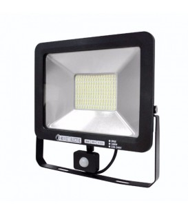 Светодтодиый прожектор с датчиком Horoz 100W 6500K