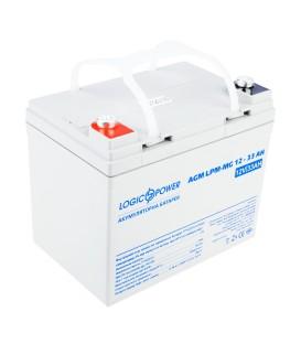 Аккумулятор LogicPower AGM LPM-MG 12 - 33 AH
