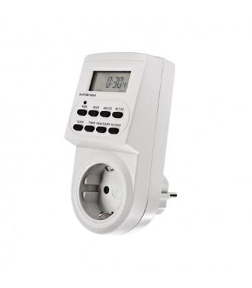 Розетка с таймером электронная Feron TM 22 (для бойлера) купить по ... f867d185394