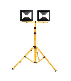 Штатив для прожектора Horoz Tripod Double