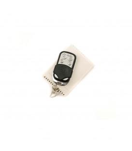 Дистанционный выключатель 4 канала 12V 10A 100м + пульт ДУ (метал)