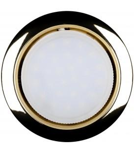 Светильник LED ilumia под лампу GX53, 90мм Золото
