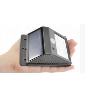 Подсветка для стены LED Lemanso 3W на солнечной батарее с датчиком движения