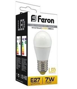 Светодиодные Лампы (LED) Feron