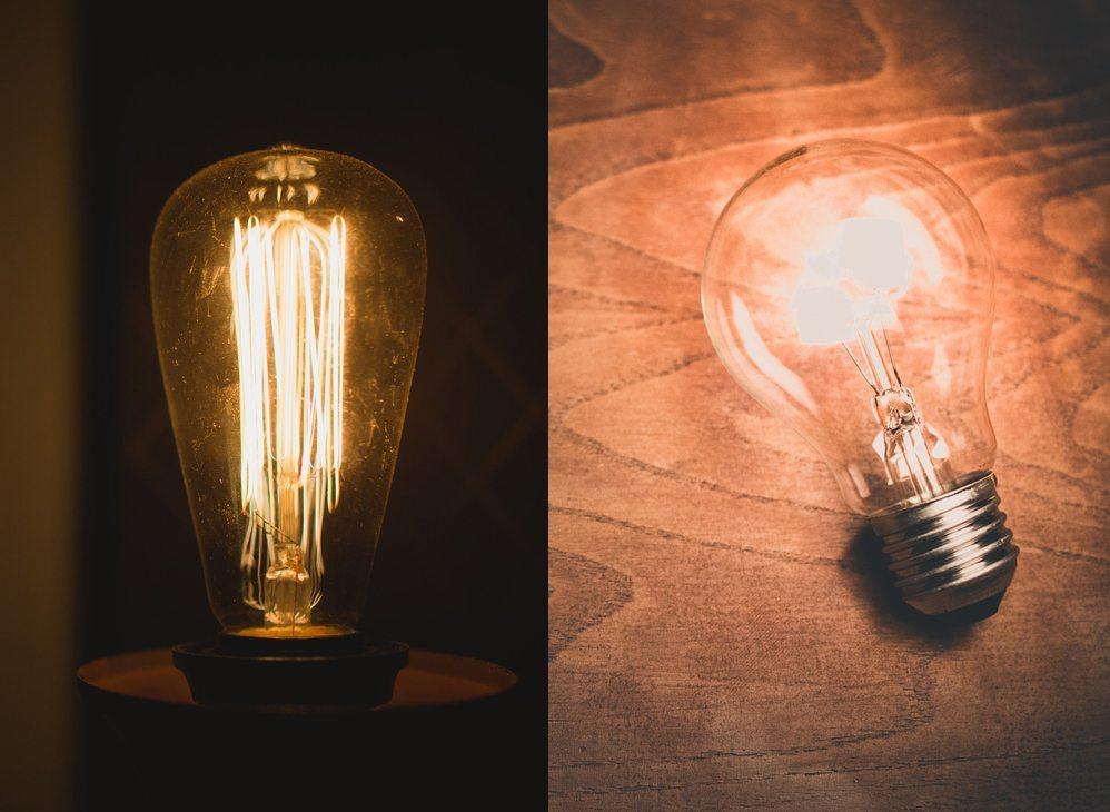 История лампочек