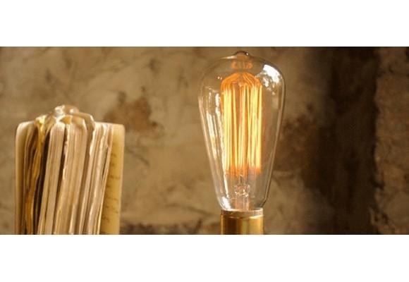 Лампы Эдисона снова в моде!