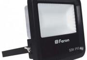 Новые прожекторы Feron (LL-600)