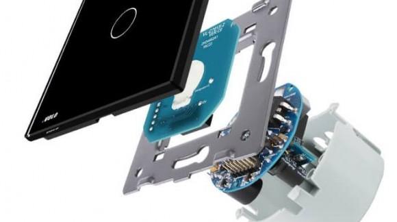 Как подключить сенсорный выключатель Livolo