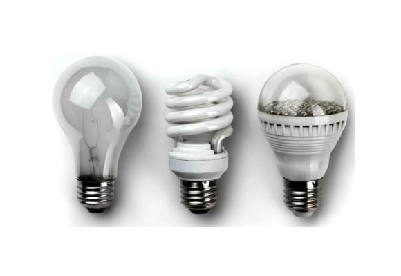 Светодиодные или энергосберегающие?